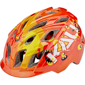 Kali Chakra Monsters Casco Niños, orange